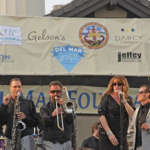 Sensation Show Band Performs at 2016 Twilight Concert
